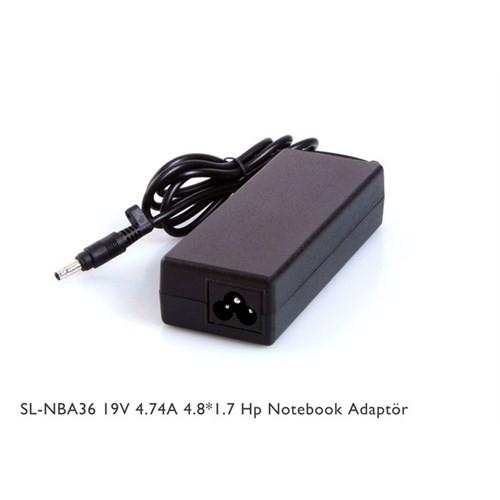 S-Link Sl-Nba36 19V 4.74A 4.8*1.7 Hp Notebook Adaptör
