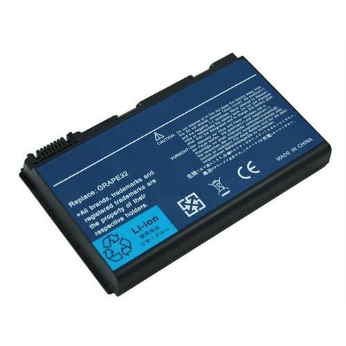 Retro RACL-046 Acer Extensa 5220, 5620, TravelMate 5520, 5720, 7520, 7720 6 Cell Notebook Bataryası