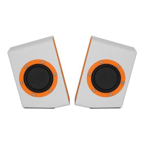 Frisby FS-2114U 2.0 Beyaz Hoparlör Sistemi