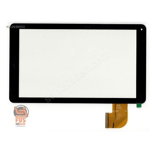 Piranha Premium Z Tab 9 İnç Dokunmatik Ekran