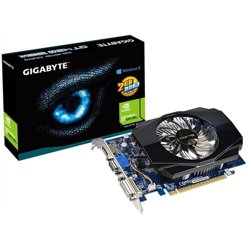 Gigabyte Nvidia GeForce GT420 2GB 128Bit DDR3 (DX11) PCI-E 2.0 Ekran Kartı (GV-N420-2GI)