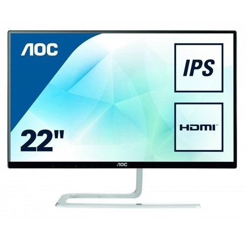 "AOC I2281FWH 21.5"" 4ms (Analog+HDMI) Full HD IPS Monitör"
