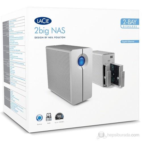 Lacie 2big NAS Disksiz Depolama Çözümü Fiyatı - Taksit