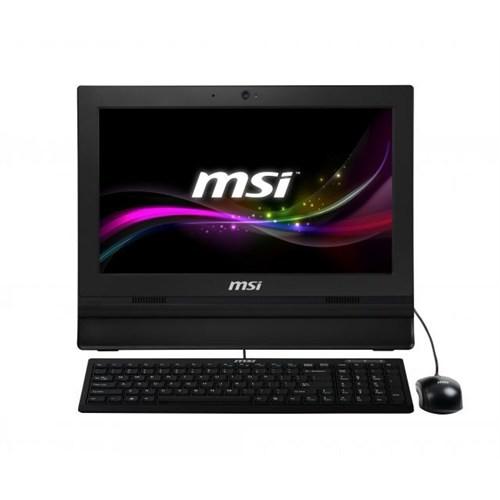 """MSI AP1622ET-029XTR Intel Celeron 1037U 1.8GHz 4GB 500GB 15.6"""" Led All In One Bilgisayar"""