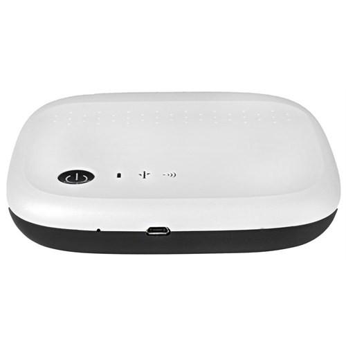 "Seagate Wireless Plus 2.5"" 500GB Wifi + USB 3.0 Taşınabilir Disk STDC500206"
