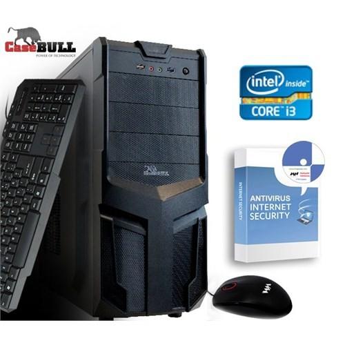 CaseBull PCI314OB Intel Core i3 350M 2.26GHz 4GB 1TB Masaüstü Bilgisayar + Antivirüs Hediye