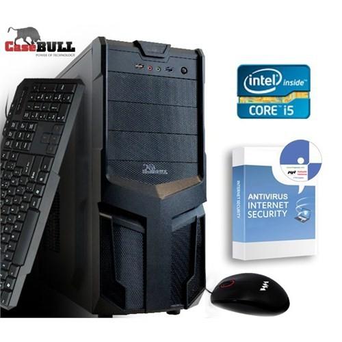 CaseBull PCI514OB Intel Core i5 460M 2.53GHz / 2.8GHz 4GB 1TB Masaüstü Bilgisayar + Antivirüs Hediye