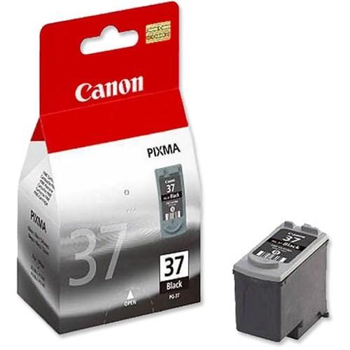 Canon Pıxma Mp190 Orijinal Standart Kapasite Siyah Yazıcı Mürekkep Kartuş