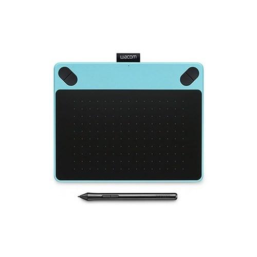 Wacom Intuos Draw BE Pen Small (açık mavi) Grafik Tablet CTL-490DB-N