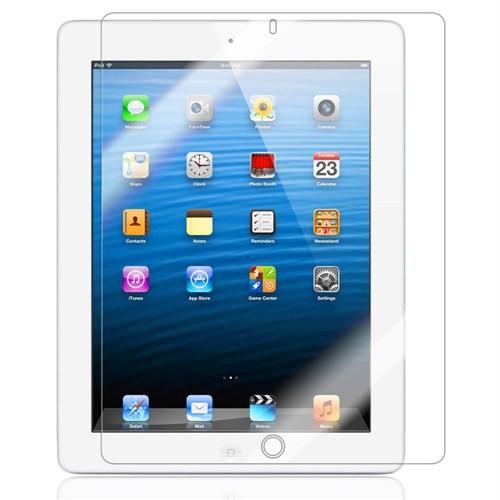 Case 4U iPad 2/3/4 Ultra Şeffaf Ekran Koruyucu