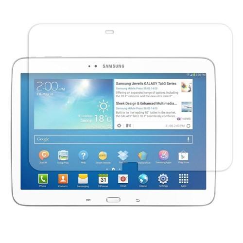 """Case 4U Samsung Galaxy Tab 3 P5200 10.1"""" Ultra Şeffaf Ekran Koruyucu"""