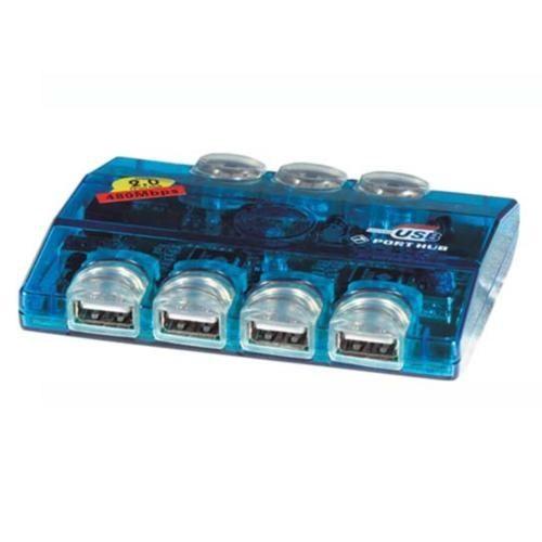 S-Link 720-P USB 7 Port Adaptörlü 2.0 Hub