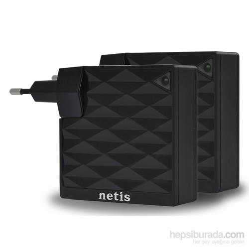 Netis PL7200 Kit AV200 Powerline Adaptör