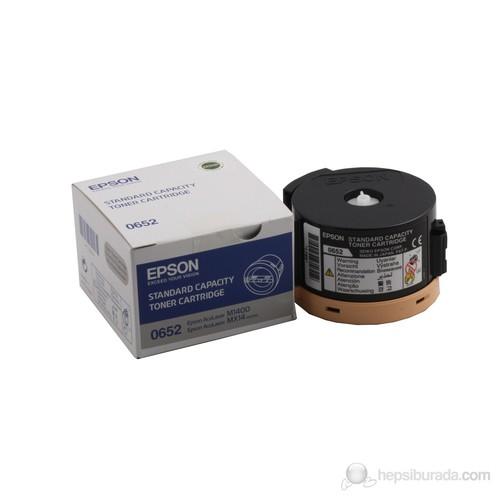 Epson C13S050652 1000 Sayfa Kapasiteli Siyah Toner