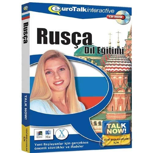 Learn Russian Talk Now Beginners-rus Dili