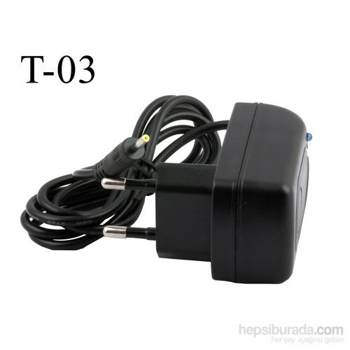 Megatech T-03 Tablet Şarjı (İnce)