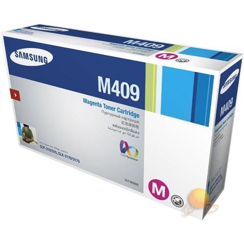 Samsung CLT-M409S 1000 Sayfa Kapasiteli Kırmızı Toner