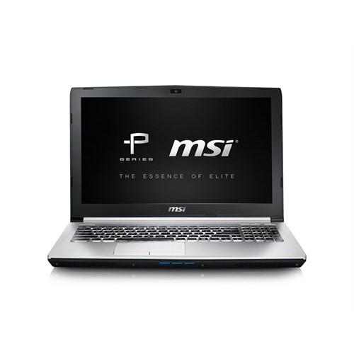"""MSI PE70 6QE-233TR Intel Core i7 6700HQ 2.6GHz 16GB 128GB SSD+1TB 17.3"""" FHD Taşınabilir Bilgisayar"""