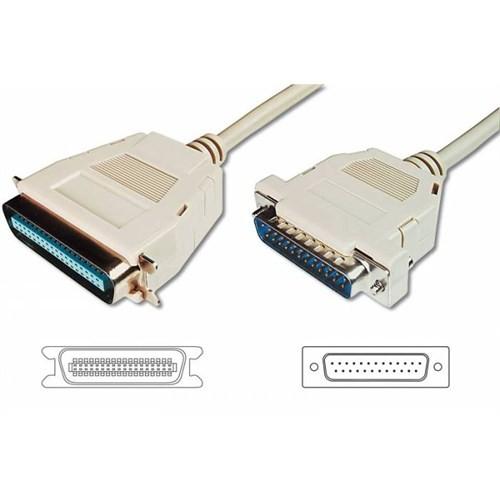 Codegen (CPM65)Paralel Yazıcı Kablosu 3MT