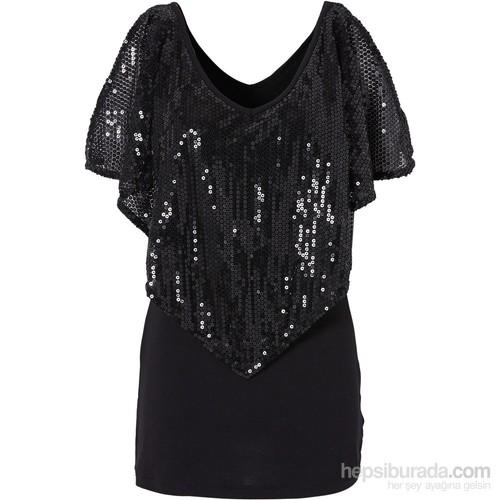 Bonprix Bodyflirt Boutique Bluz Siyah
