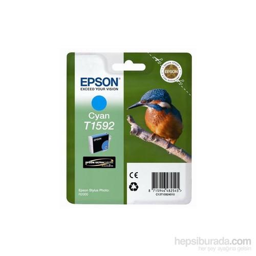 Epson Sty Photo R2000 Cyan Kartuş