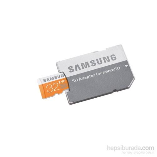 Samsung MB-MP32DA/TR 32GB MicroSD Adaptör