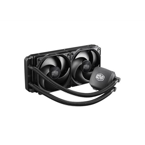 Cooler Master Rl-N24m-24Pk-R1 Nepton 240 İntel/Amd Çift Fan Su Soğutma Cpu Fan