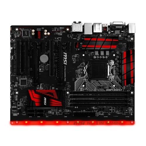 MSI H170A GAMING PRO Intel H170 2133MHz DDR4 Soket 1151 ATX Anakart
