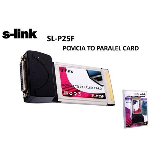S-Link Sl-P25f Pcmci Pcmci To Paralel Kart