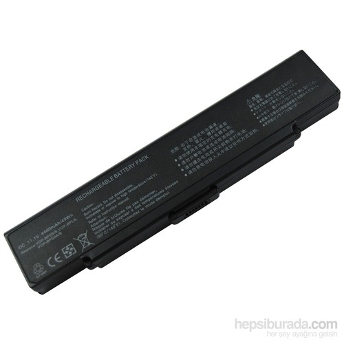 Nyp Sony Vaıo Nr Ar Notebook Batarya Pil Sy5690lh