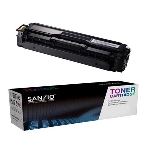 Sanzio Samsung Clt-Y504 Muadil Toner Sarı