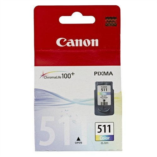 Canon Pıxma Mx340 Orijinal Standart Kapasite Renkli Yazıcı Mürekkep Kartuş