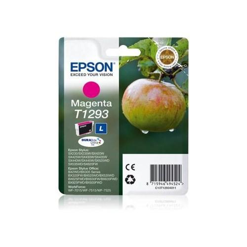 Epson C13t12934021 Magenta-L-500Sf-B42w/Bx305f/Bx320/Bx525/Bx625