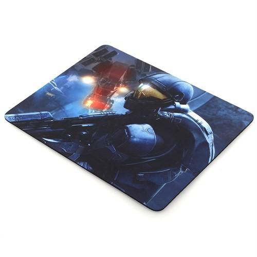 TX Future Battles Desenli Gamer MousePad Mousepad (280x220x3mm)(TXACMPAD040)