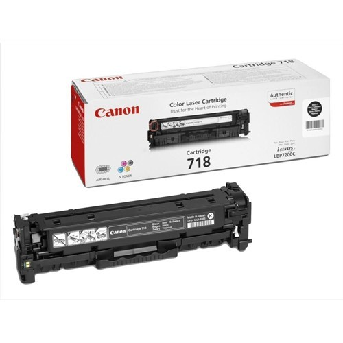 Canon Lbp-7200 Siyah Toner 2Li Paket
