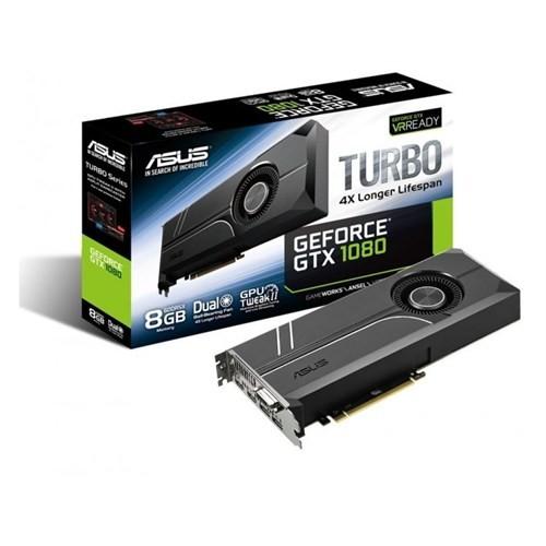 Asus TURBO Nvidia GeForce GTX 1080 8GB 256Bit GDDR5X (DX12) PCI-E 3.0 Ekran Kartı (TURBO-GTX1080-8G)