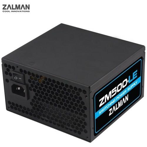 Zalman ZM500-LEII 500W 12cm Fanlı Power Supply