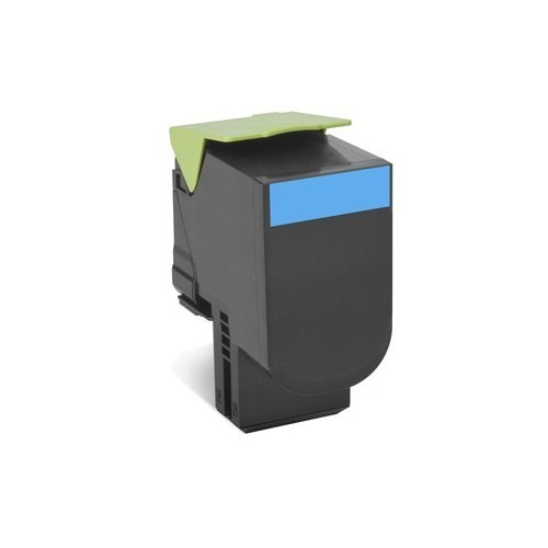 Lexmark 70C8XC0 4000 Sayfa Mavi Return Toner