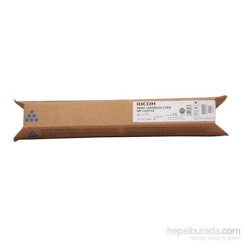 Rıcoh Mp C-2030-2050-2051-2530-2550 Mavi Toner