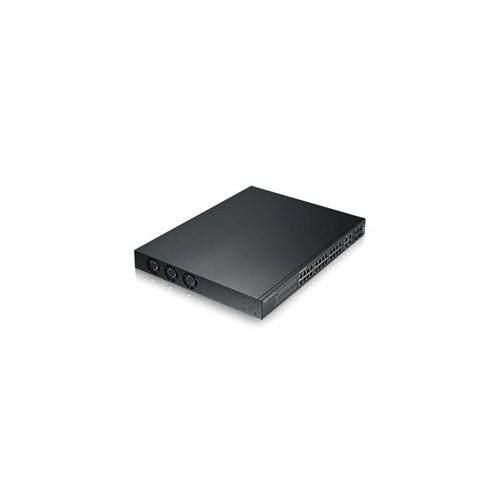 Zyxel Gs2210-24Hp 24 Port 10/100/1000 + 4Xdual+2Xsfp L2 Yönetileb