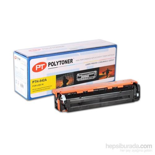 Hp Cb542a Polytoner 1215 Crg-716-Ce322a/Hp Cm1415fnw/Cp1525nw Sarı