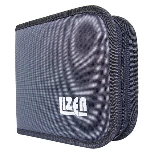 Lizer CML40 40lı Çift Renk Kumaş CD Çantası