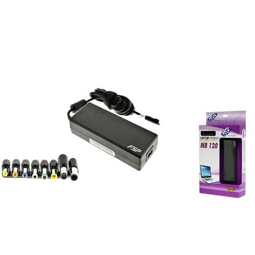 Fsp Nb120 120W 19V Notebook Universal Adaptör