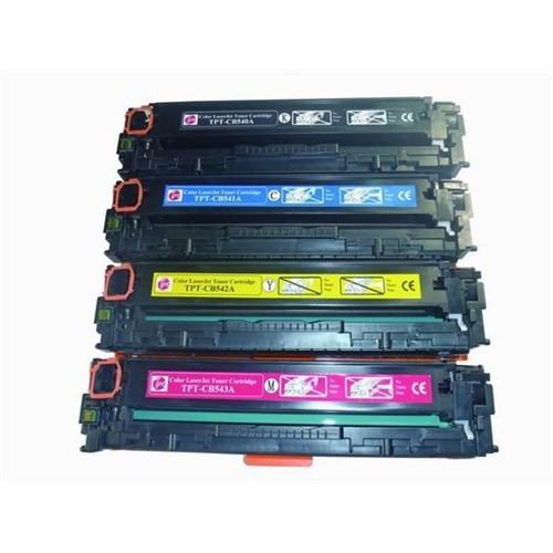Tkz Cb540a Hp Color Laserjet Sıyah Toner