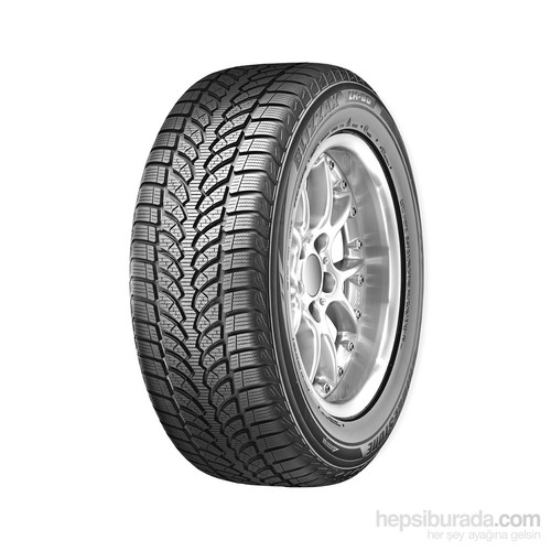 Bridgestone 255/60R18 112H Xl Lm80 Evo Oto Kış Lastiği
