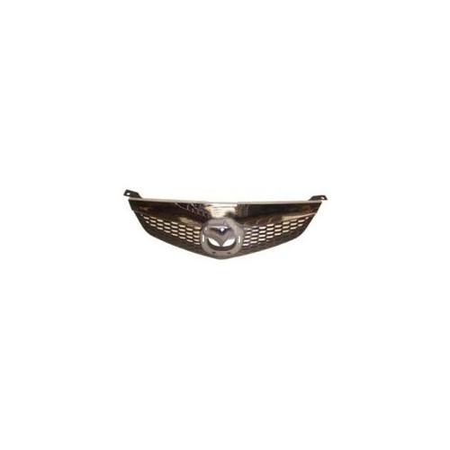 Mazda 6- Sedan- 07/09 Ön Panjur Siyah