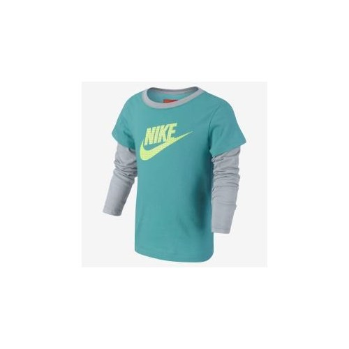 Nike 2 İn 1 Ls J Top Lk