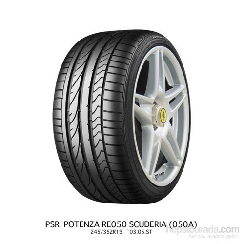 Bridgestone 305/35Zr20 104Y Re050a-Rft Yaz Lastiği
