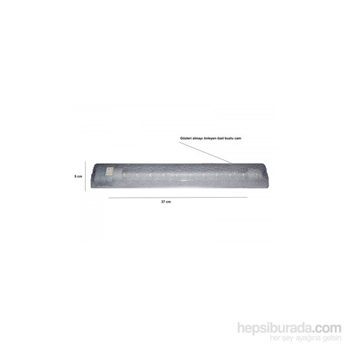 SCHWER Buzlu Cam Tavan Lambası