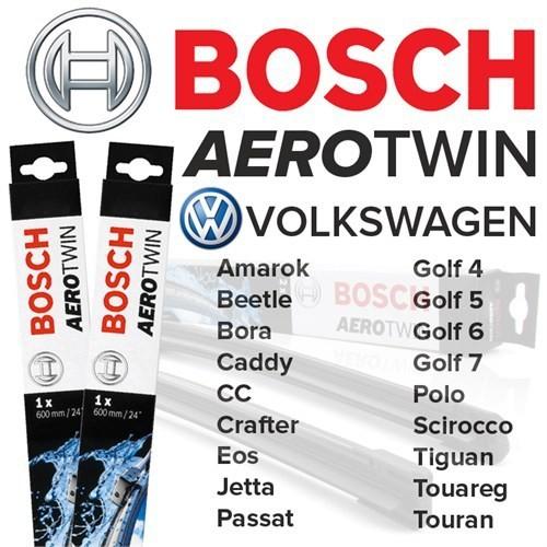 Bosch Aerotwin Volkswagen Silecek Takımı